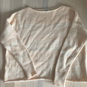 Madewell wool blend sweater